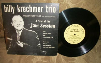 Billy Krechmer's Jam Session