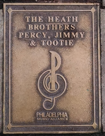 Heath Brothers Plaque