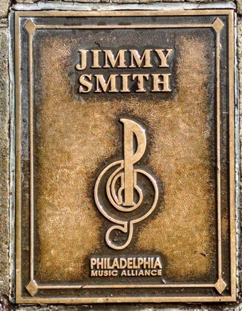 Jimmy Smith Plaque