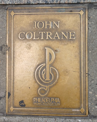 John Coltrane Historical Marker - August 28, 2019