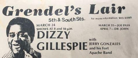 Grendel's Lair - Dizzy Gillespie