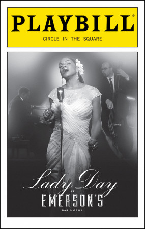 Lady Day at Emerson's Bar and Grill - Playbill