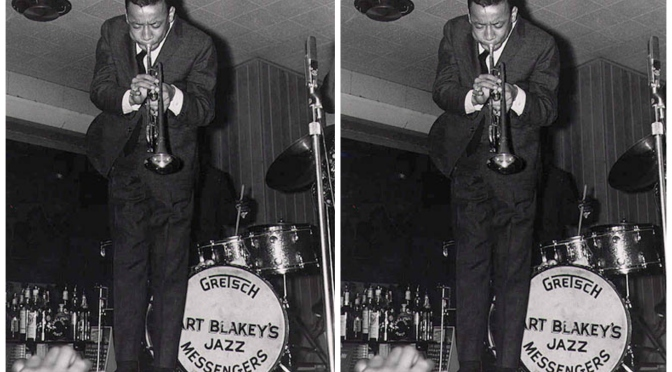 Lee Morgan 'Walking the Bar'