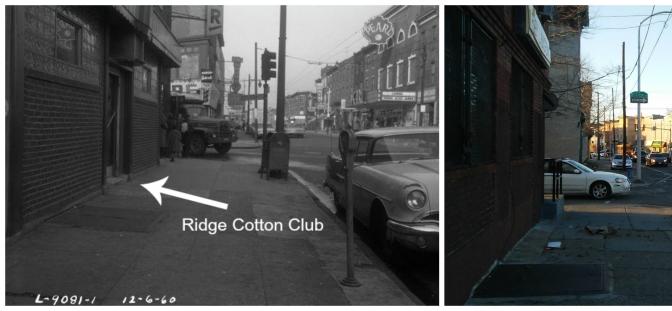 Ridge Cotton Club