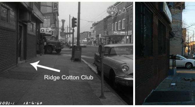 Ridge Cotton Club