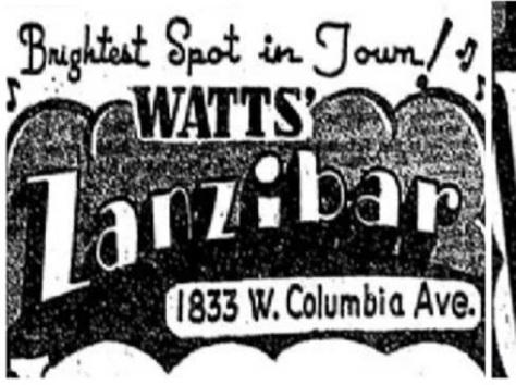 Watts Zanzibar