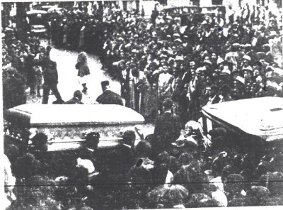 Bessie Smith Funeral Procession