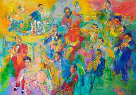 Leroy Neiman Big Band