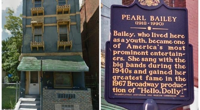 Pearl Bailey House