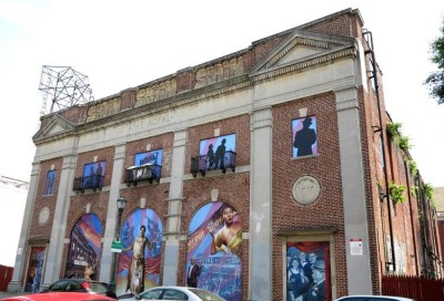 Royal Theater Mural