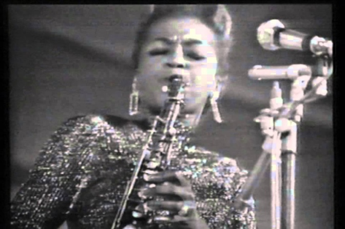 Women in Jazz: Vi Redd