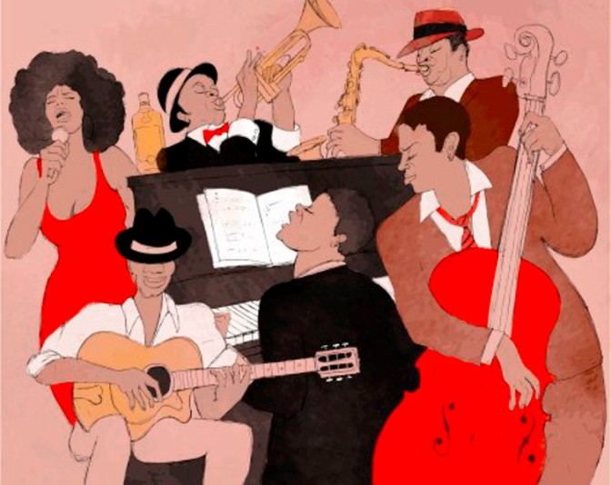 Is Jazz Black Music?