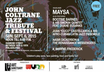 John Coltrane Jazz Tribute & Festival