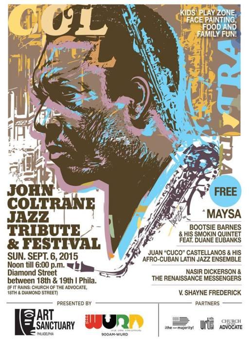 John Coltrane Festival v2