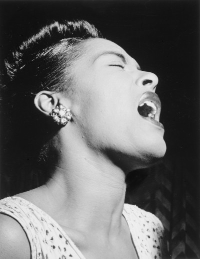 Billie Holiday Inducted into Philadelphia Walk of Fame