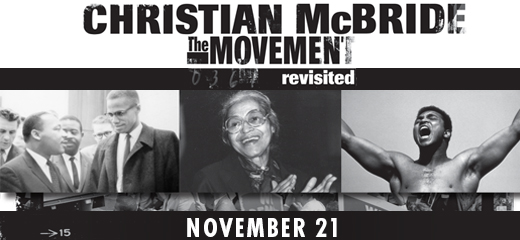 Christian McBridge - The Movement Revisited