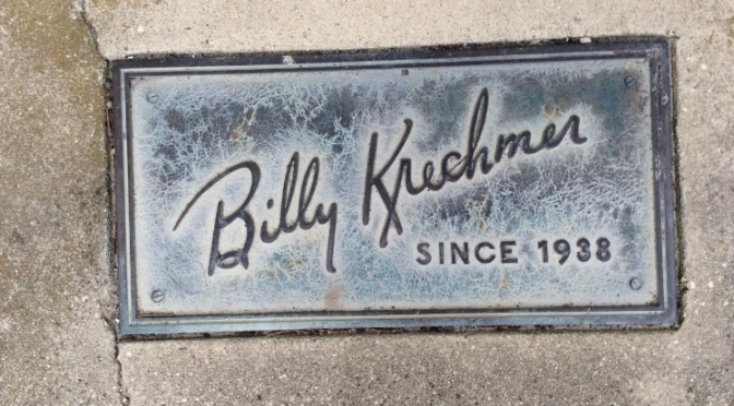 Billy Krechmer