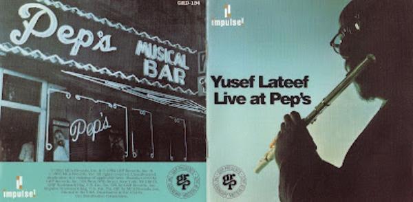 Pep's - Yuseef Lateef