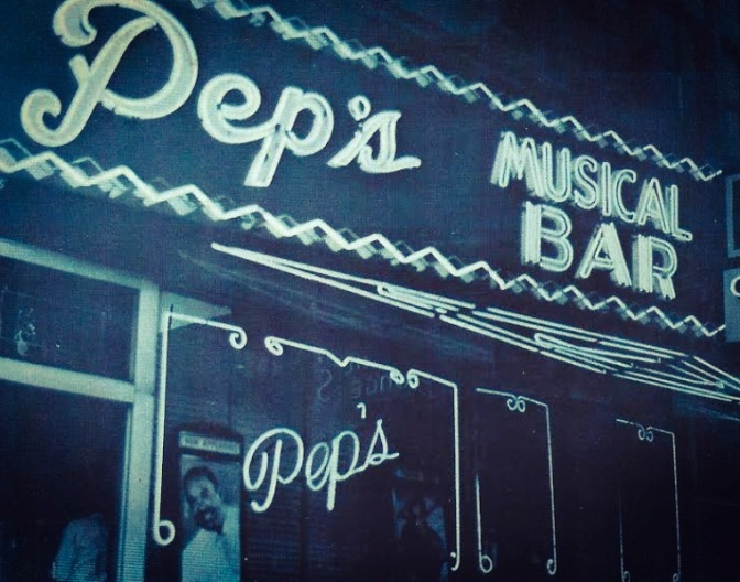 Pep's Musical Bar