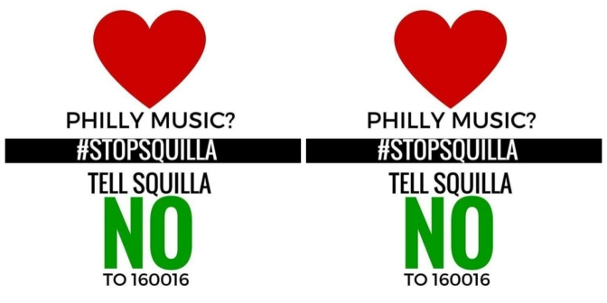 Don't Stop the Music in Philly