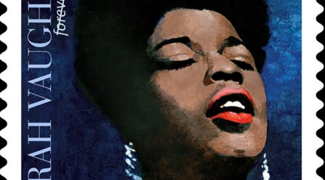 Women in Jazz: Sarah Vaughan