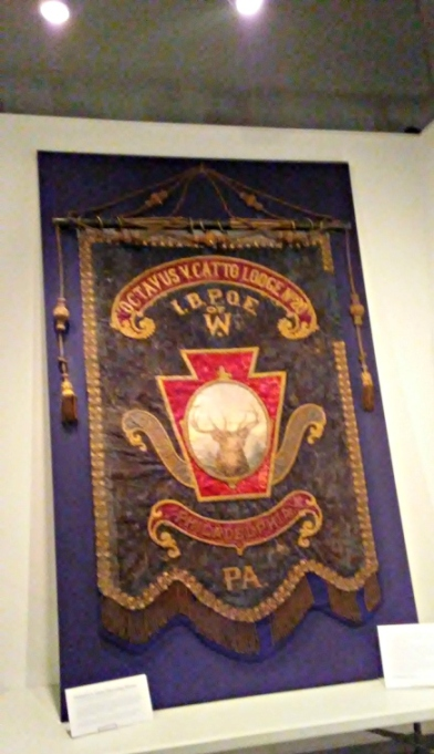O.V. Catto Elks Lodge Banner