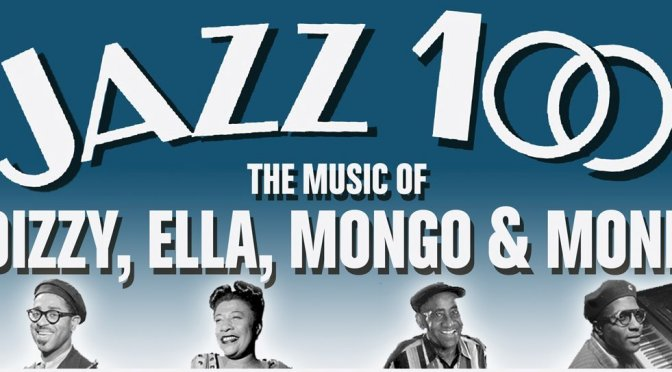 Jazz 100 Celebrates Four Icons