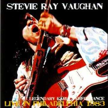 Ripley's Music Hall - Stevie Ray Vaughn - Live In Philadelphia
