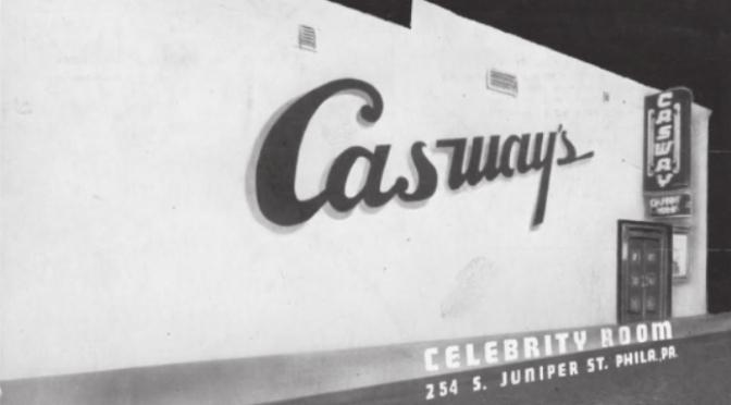 Morton Casway's Celebrity Room
