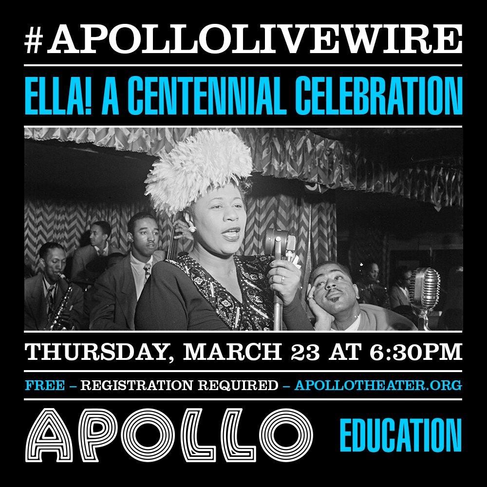 Ella - Apollo Theater