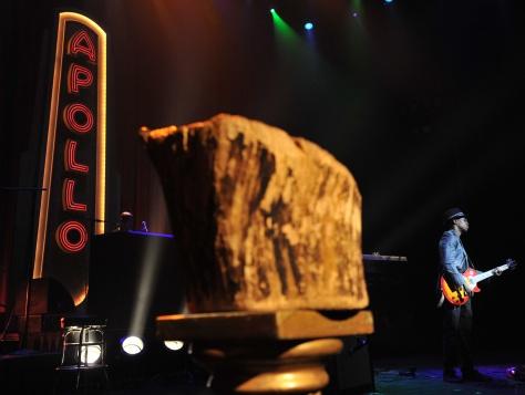 Jazz Amateur Night at the Apollo - April 1