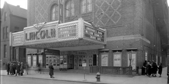 Dunbar/Lincoln Theater