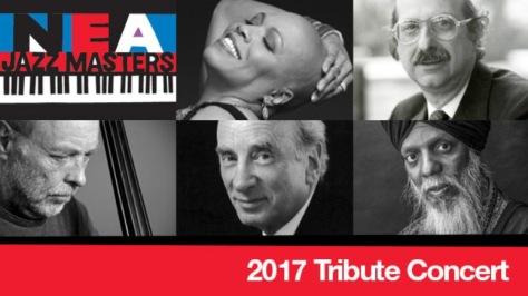 NEA Jazz Masters Tribute Concert