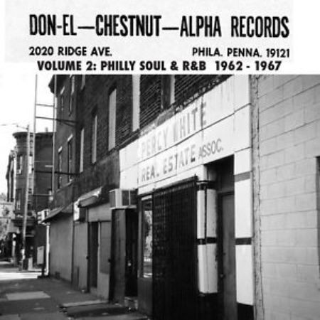 Don-El Records - 2020 Ridge Avenue