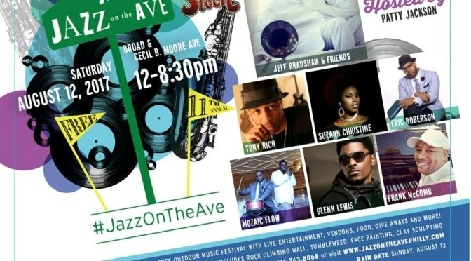 11th Annual Jazz on the Ave