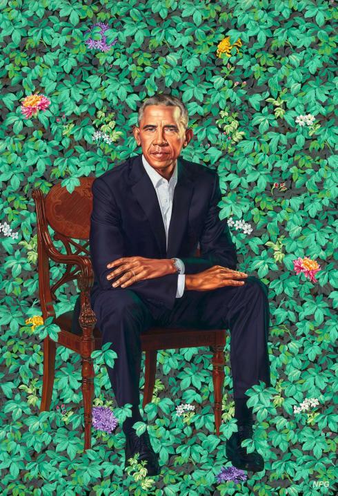 Barack Obama - NPG