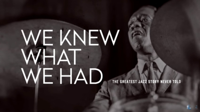 We Knew What We Had: The Greatest Story Never Told