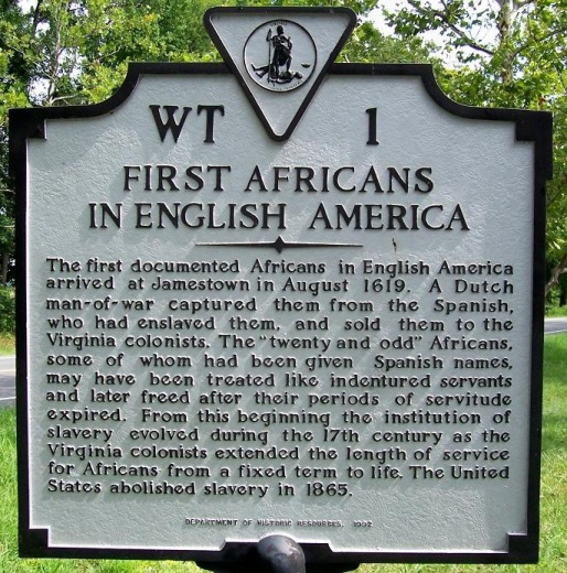 #400YearsOfAfricanAmericanHistory - August 20, 1619