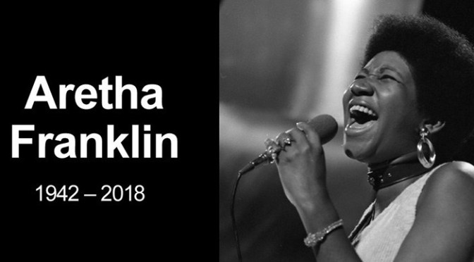Tribute to the Life and Music of Aretha Franklin