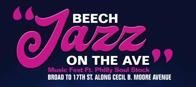 "12th Annual Beech ""Jazz on the Ave"" Music Fest"