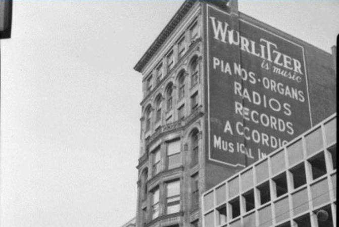 Wurlitzer Music Store