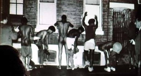 Black Panthners Forced to Strip - August 31, 1970