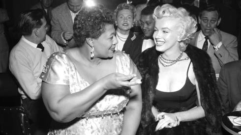 Ella Fitzgerald - Marilyn Monroe