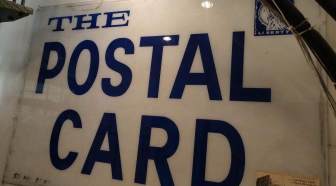 The Postal Card