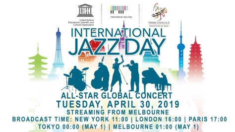 International Jazz Day All-Star Global Concert 2019