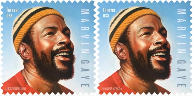 Marvin Gaye Forever