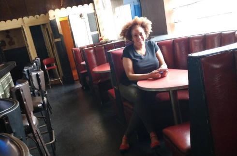 #GreenBookPHL - Faye Anderson - Club 421