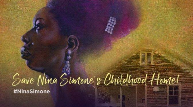 Help Restore Nina Simone's Childhood Home