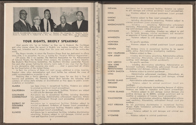 Your Rights, Briefly Speaking (1963-1964)
