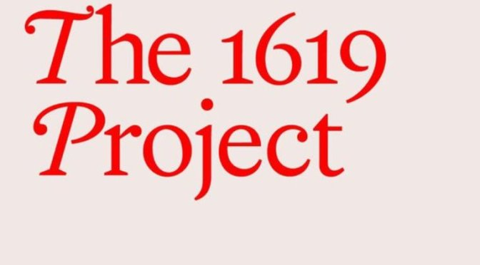 #1619Project: 400 Years of African American History
